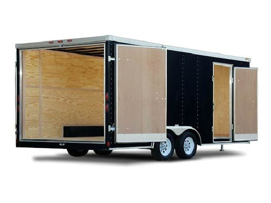 Haulmark Trailers JSO Cargo WR3