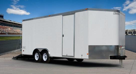 Haulmark Trailers Transport V-nose Auto - Base