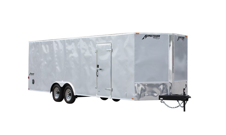 Homesteader Trailers 818PT
