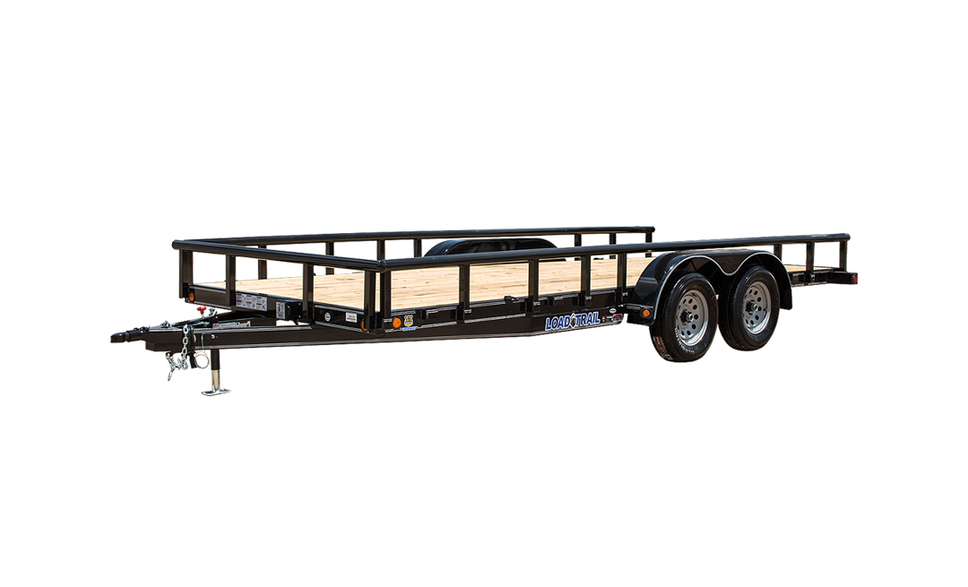 Load Trail CS07 Carhauler 83 x 22