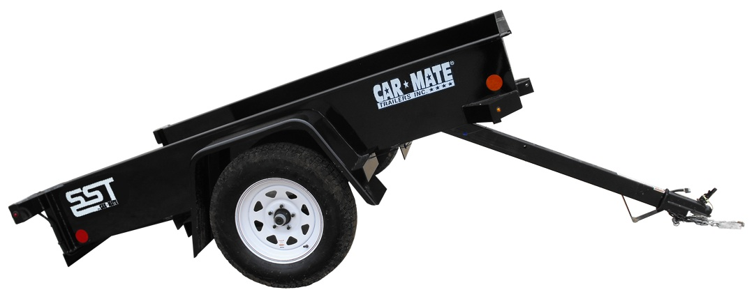 Car Mate Trailers CM408SST-T Tilt Bed