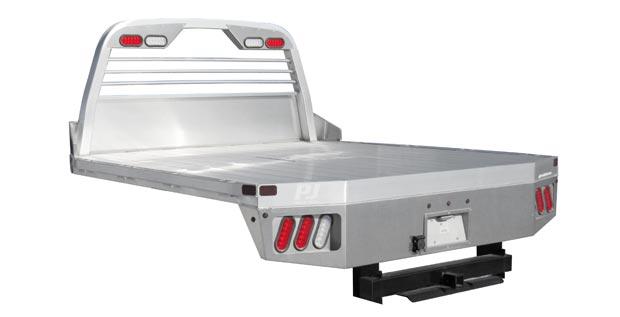 PJ Trailers Standard Aluminum Truck Bed (ALGB)