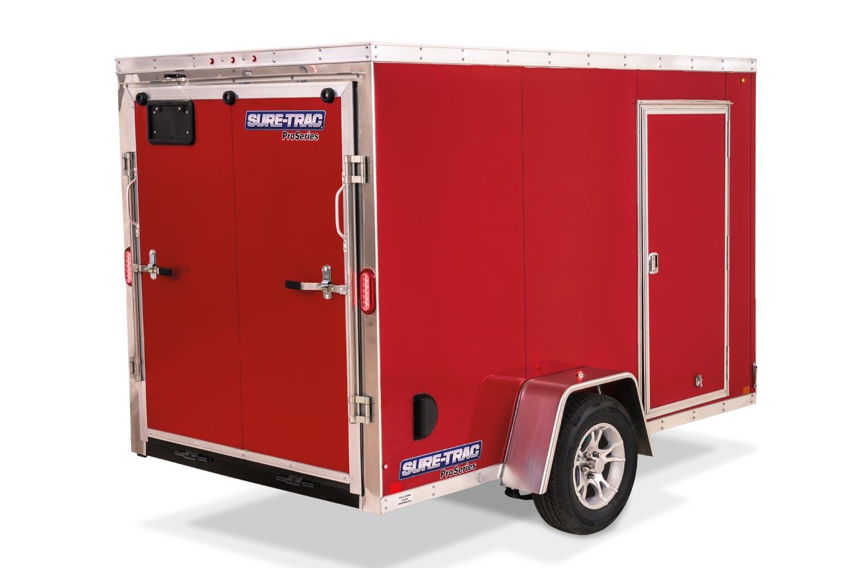 2020 Sure-Trac 7 x 12 Pro Series Wedge Cargo SA  3.5K