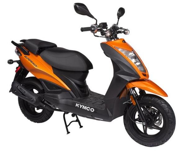Kymco Super 8 150X