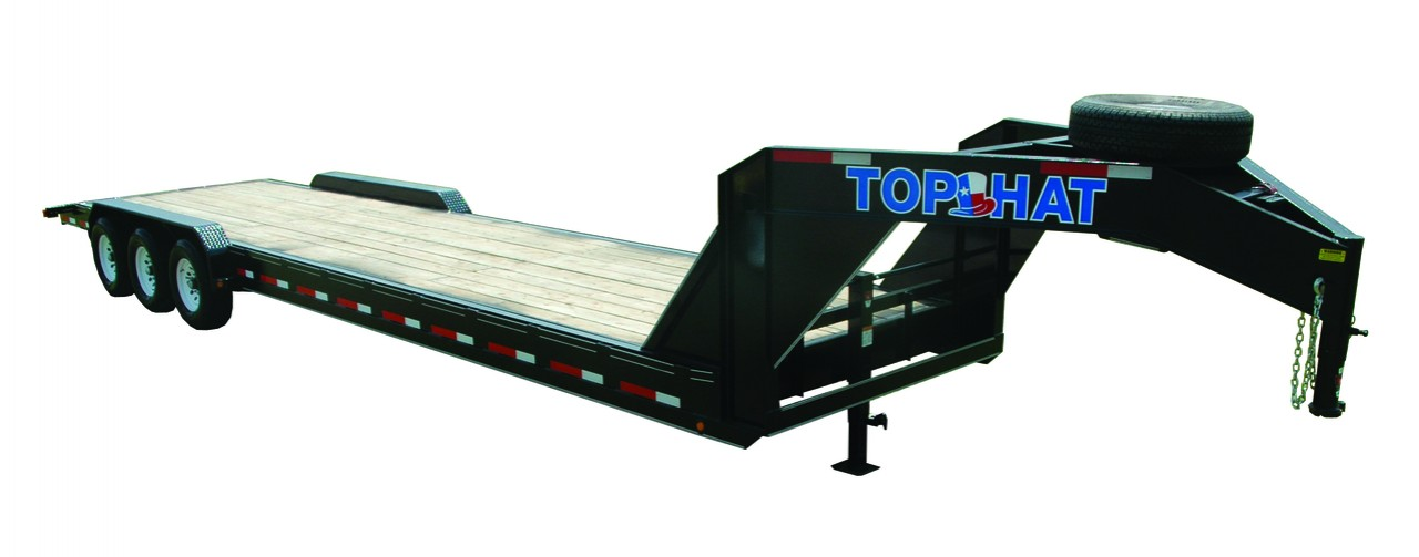 "Top Hat EQUIPMENT HAULER GOOSENECK 21K - 34x83"" EHGN 21K"