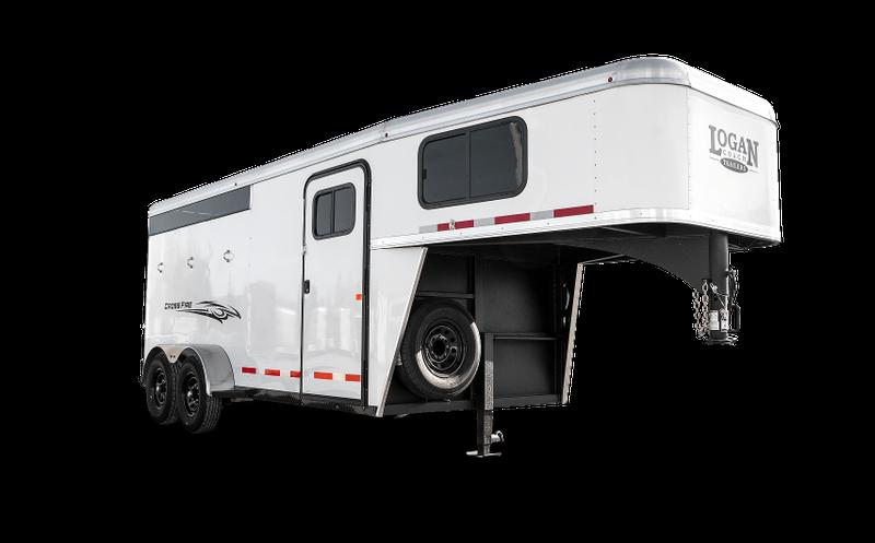 Logan Coach Cross Fire 3-Horse GN