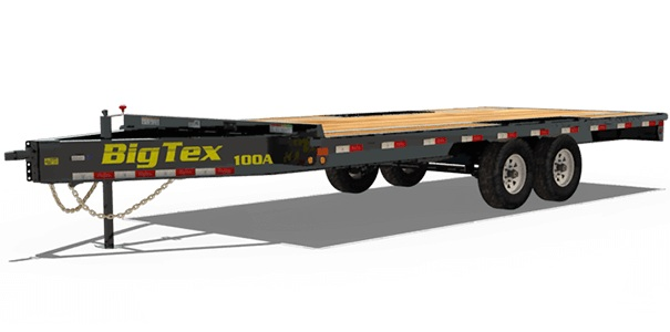 Big Tex Trailers 10OA-18
