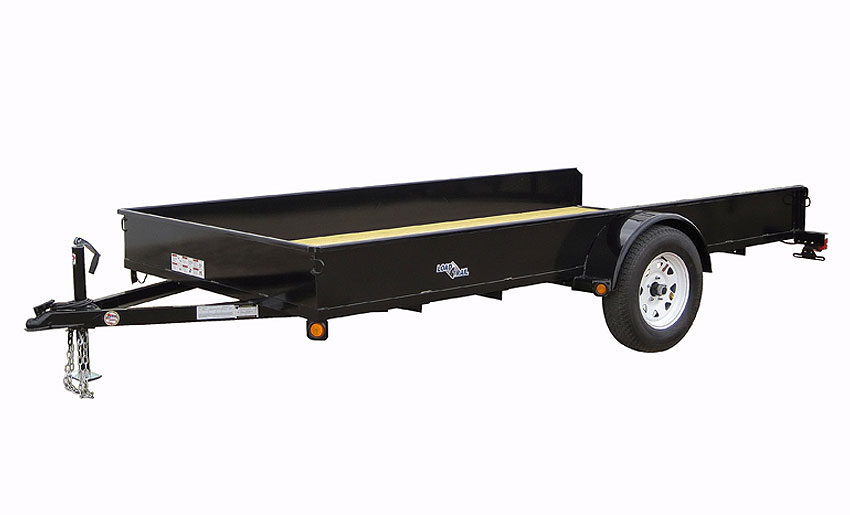 "2015 Load Trail 83"" X 12' Single Axle"