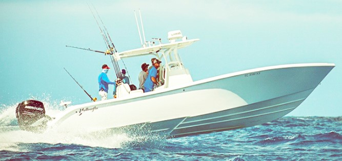 Yellowfin 32 OFFSHORE