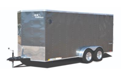 2022 Look Trailers Element Cargo Cargo / Enclosed Trailer