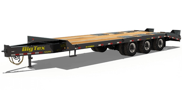 Big Tex Trailers 5XPH-28+5