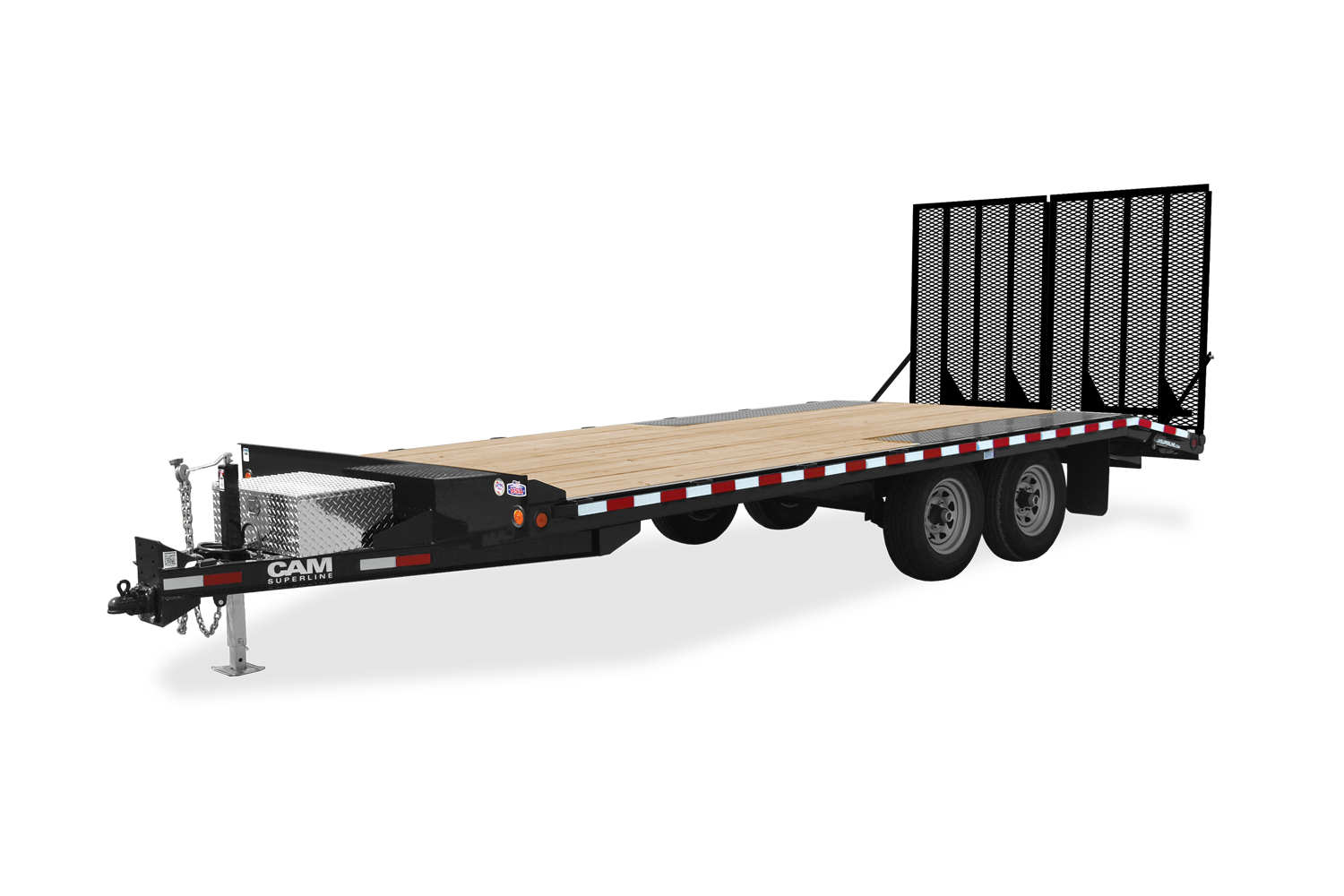 2021 Cam Superline 5 Ton General Duty Deckover Trailer 8.5