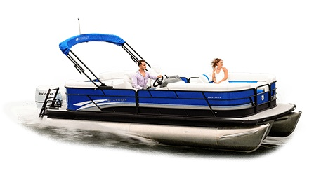 Godfrey Pontoon Boats SW 2486 SB