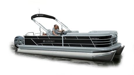 Godfrey Pontoon Boats SW 2486 SFL