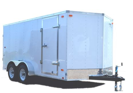 Look Trailers STLC7X16TE2