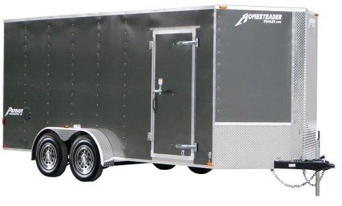 Homesteader Trailers 714PT