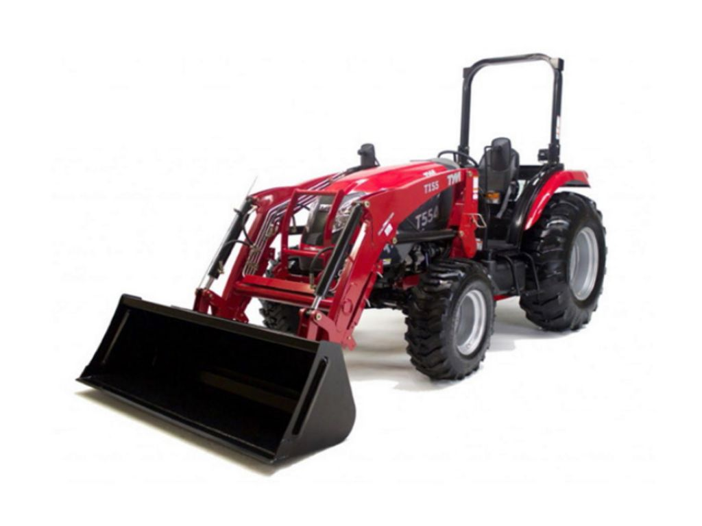 TYM Tractors T554 HST