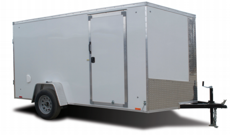 2021 Look Trailers Element Cargo Flat  Cargo / Enclosed Trailer