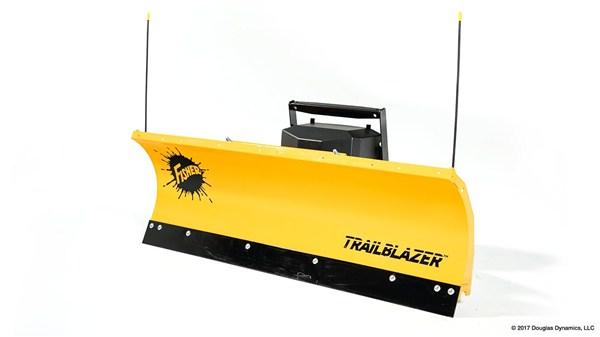 Fisher Engineering Straight Blade