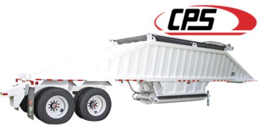 Manac Trailer CPS Standard Steel Bottom Dump