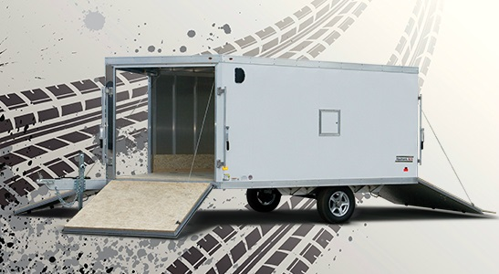Haulmark Trailers ALX Double Front Door