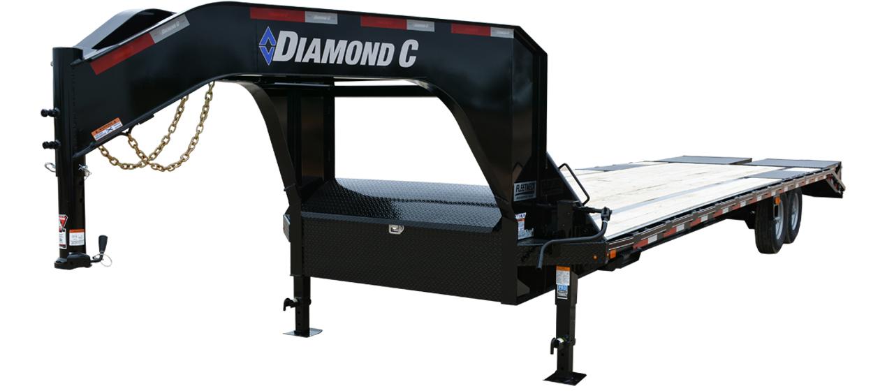 Diamond C Trailers FMAX207