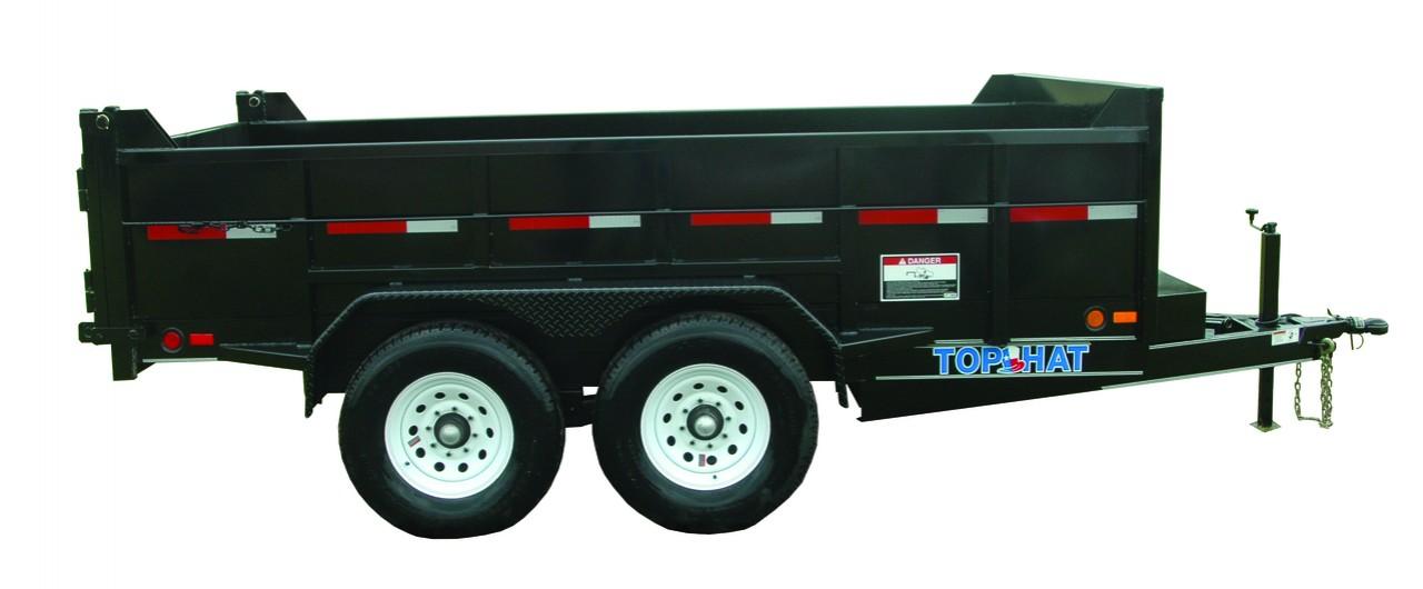 Top Hat DUMP 140 - 7x16 DP 140