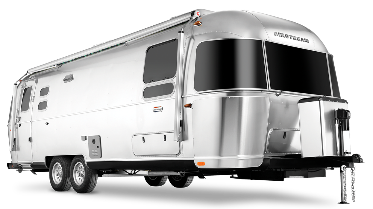 Airstream 28RB Twin
