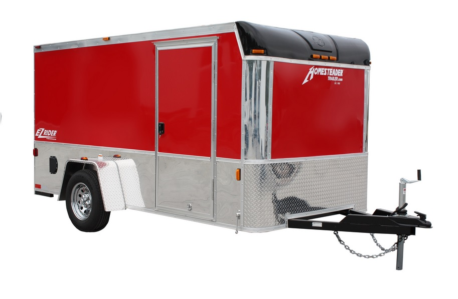 Homesteader Trailers 612ES