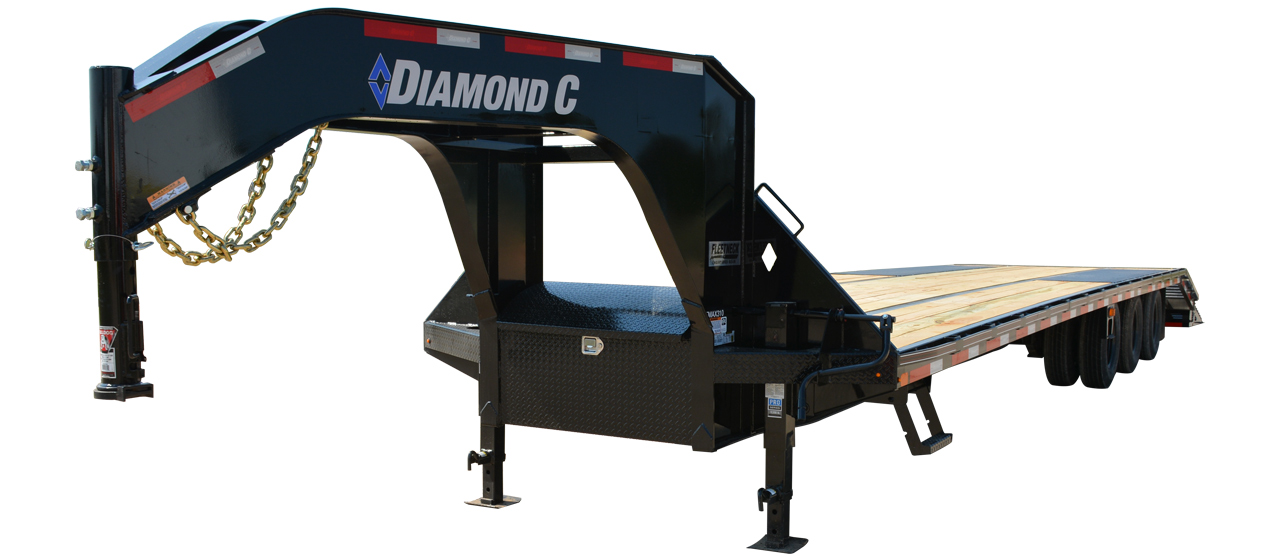 Diamond C Trailers FMAX310
