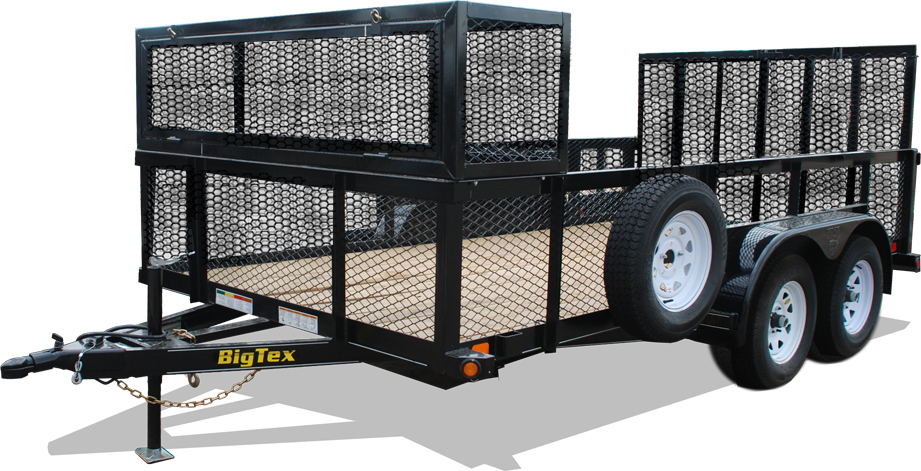 Big Tex Trailers 70LR-14