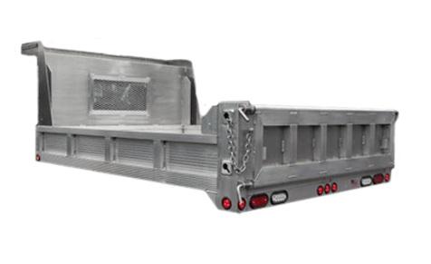 F3 Manufacturing Truck Eco Dump Body