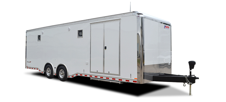 2020 Formula Trailers Triumph Slope Nose Car / Racing Trailer