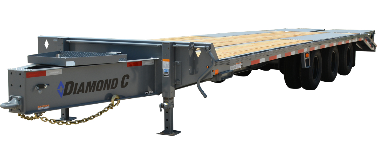 Diamond C Trailers PX312
