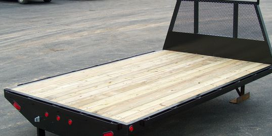 Cross Country Manufacturing Truck Platforms