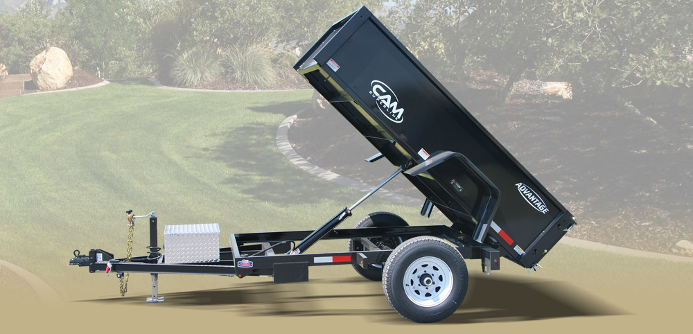 2020 Cam Superline 5K Advantage Low Profile Dump 5x8