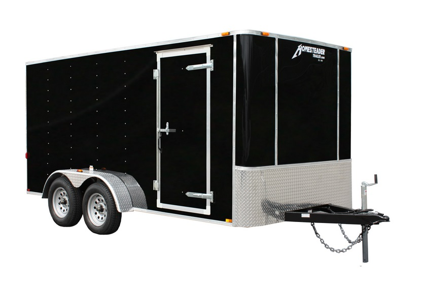 Homesteader Trailers 712FT