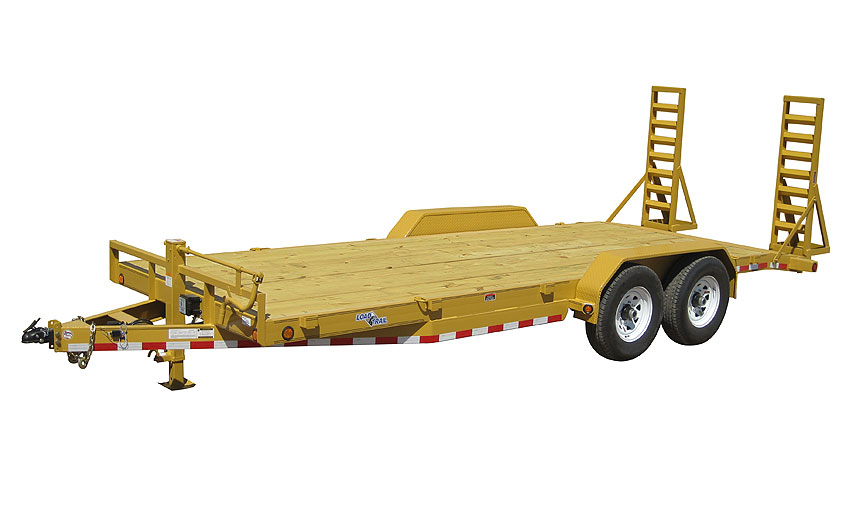 "2020 Load Trail 8"" Channel Frame