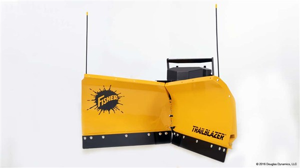 Fisher Engineering V-Plow