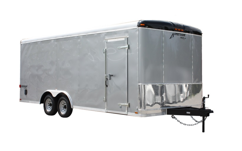 Homesteader Trailers 820CT