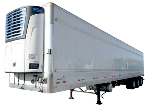Manac Trailer Refrigerated Van