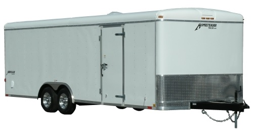 Homesteader Trailers 812HS