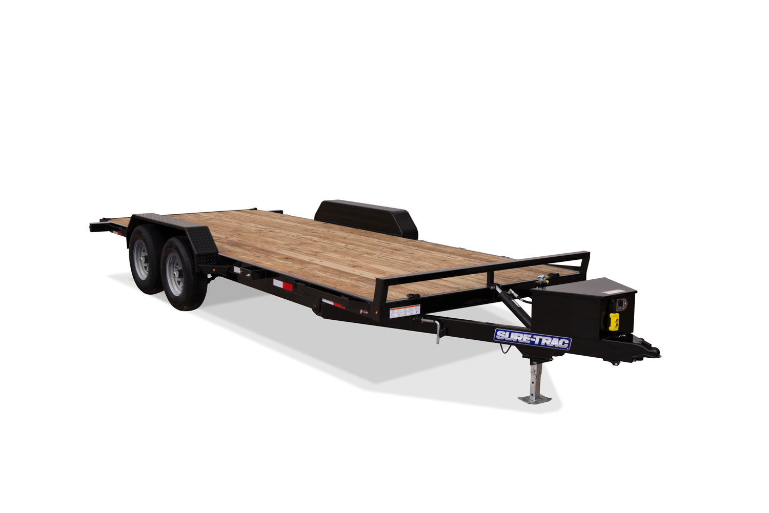 2020 Sure-Trac 7 x 20 Tilt Bed Car Hauler 7k