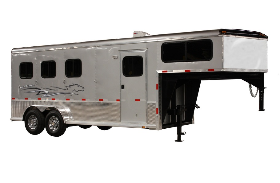 Homesteader Trailers 214FG