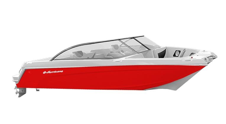 Hurricane Boats 230 IO