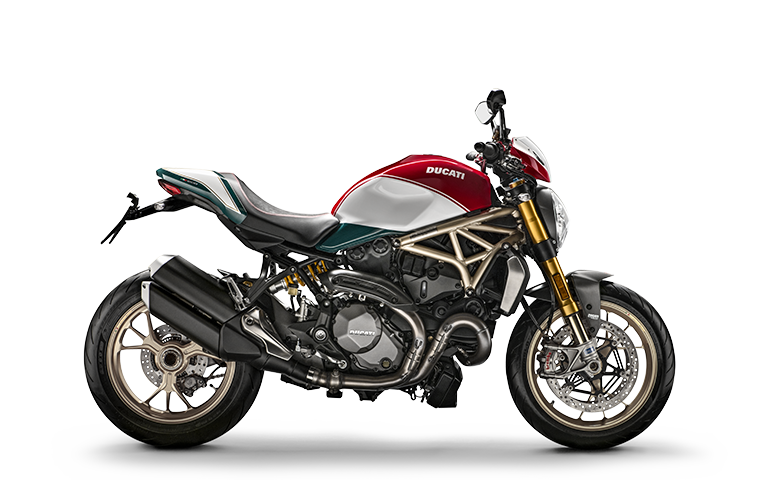 Ducati Monster 1200 25th Anniversario