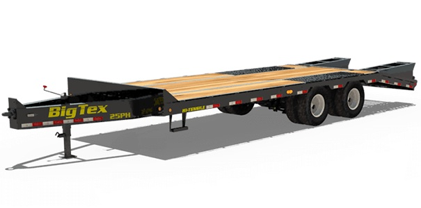 Big Tex Trailers 25PH-25+5