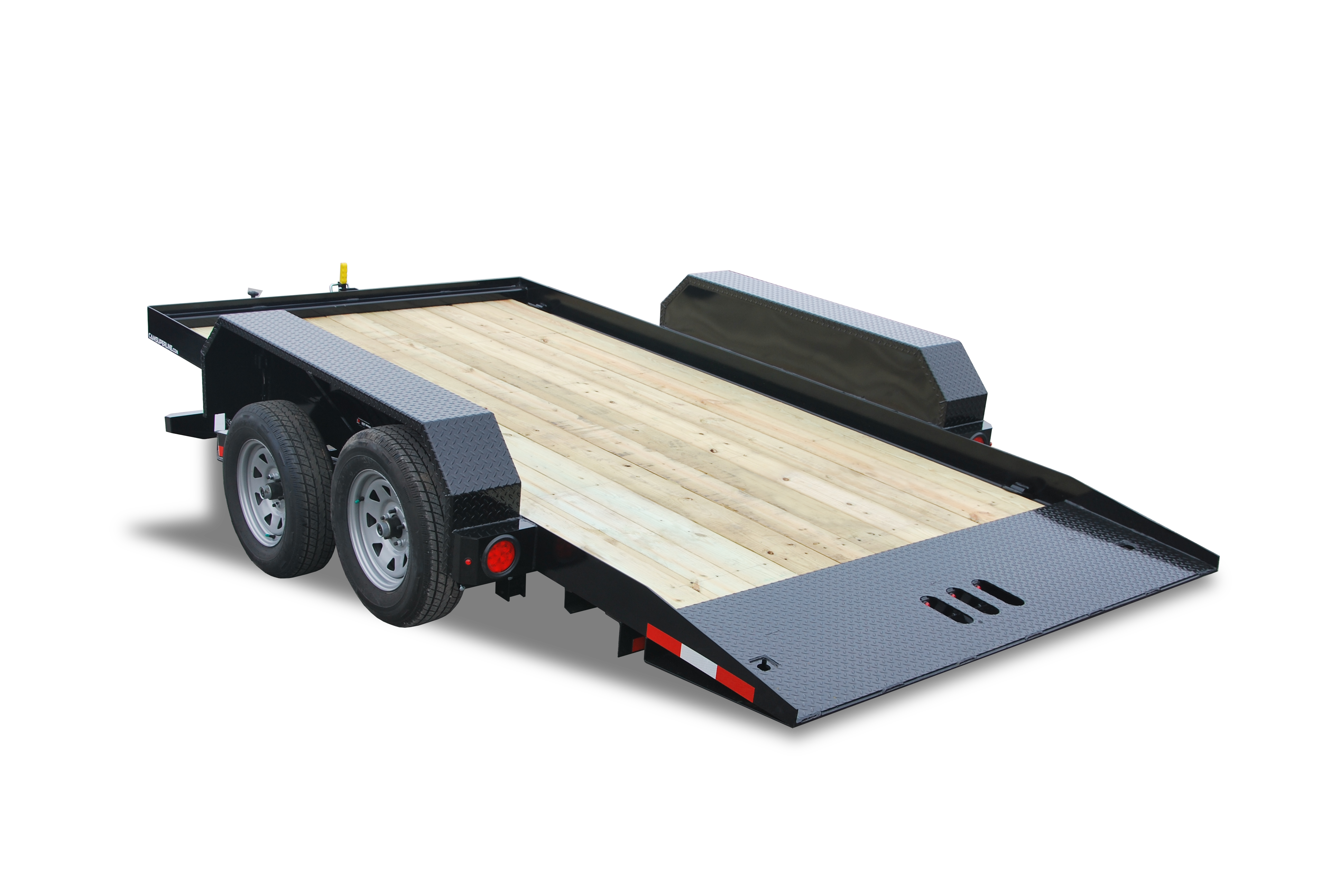 2021 Cam Superline 5 Ton 7x12 Tilt Trailer TA 102in WIDE