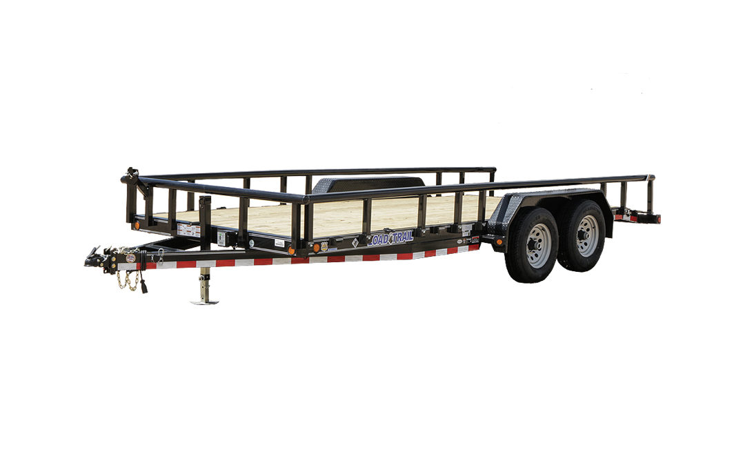Load Trail CS10 Carhauler 83 x 16