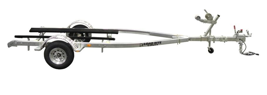 Load Rite AU-193100VTB (Single Axle)